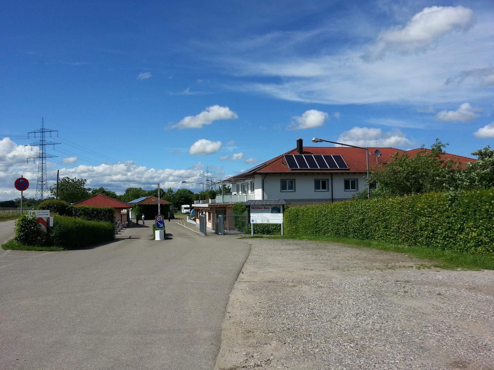 Müllersee Camping Freizeit Gmbh